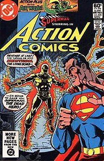 Neutron (DC Comics) DC universe character