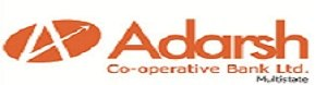 Adarsh Co-operative Bank - Image: Adarsh co operative bank logo