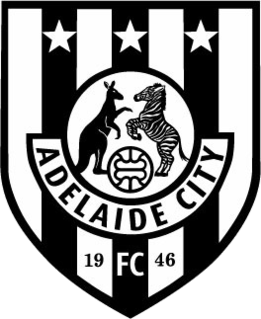 Adelaide City FC Association football club in South Australia, Asutralia