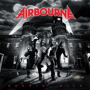 Runnin' Wild (Airbourne album) - Image: Airbourne Runnin'Wild