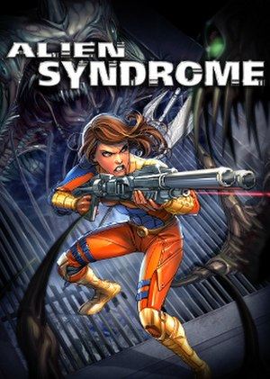 Alien Syndrome (2007 video game) - Image: Alien Syndrome