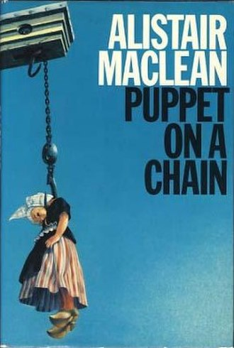 Puppet on a Chain - First edition cover (UK)