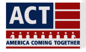 America Coming Together - Image: America Coming Together logo