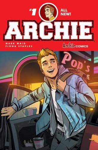 Archie (comic book) - Image: Archie 1 cover 2015