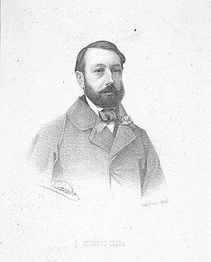 Ulloa Castañón, Augusto (1823-1879)