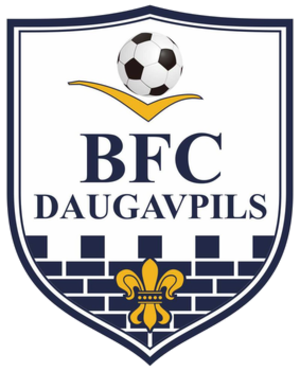 BFC Daugavpils - Image: BFC Daugavpils