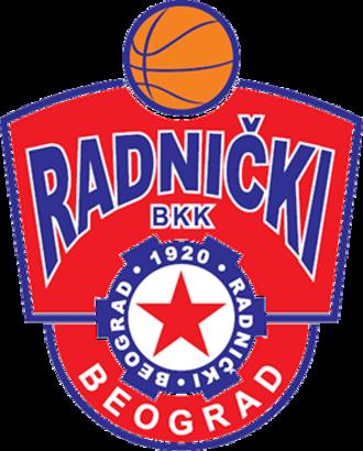 BKK Radnički - Image: BKK Radnicki