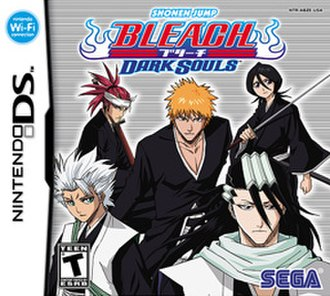 Bleach: Dark Souls - North American box art