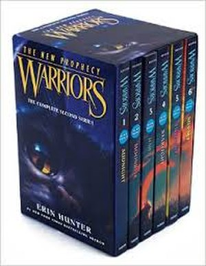 Warriors: The New Prophecy - Image: BOXSET2