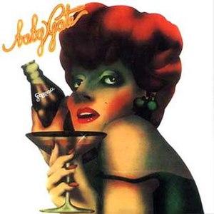 Baby Gate (album) - Image: Baby Gate Mina 1974