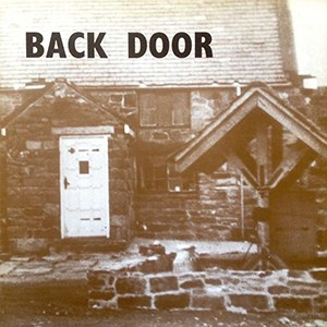 Back Door (album) - Image: Back Door Back Door