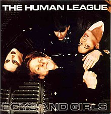 Boys And Girls The Human League Song Wikipedia