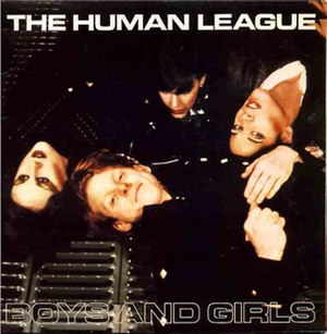 Boys and Girls (The Human League song) - Image: Baghlcover