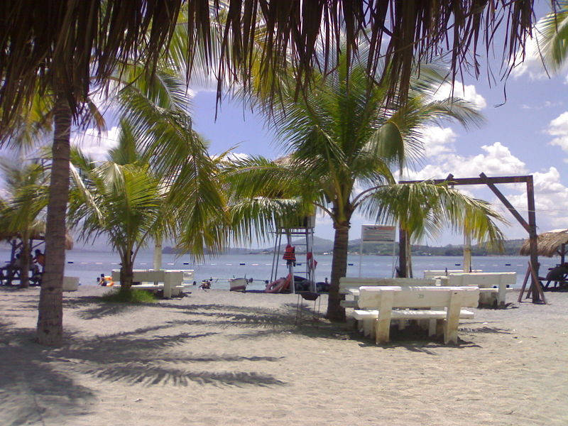 Subic Bay in Philippines