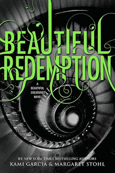 Picture of a book: Beautiful Redemption