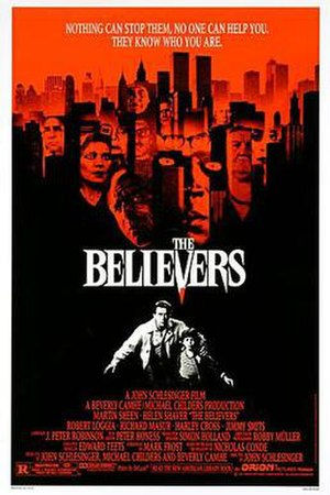 The Believers - Theatrical release poster