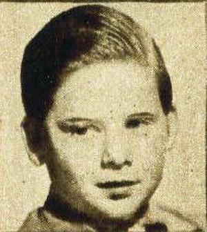 Benny Bartlett - Benny Bartlett 1938