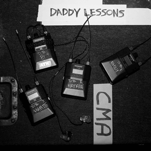 Daddy Lessons - Image: Beyonce Feat. Dixie Chicks Daddy Lessons (Official Single Cover)