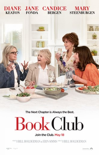 Book Club (film) - Theatrical release poster
