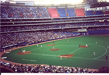 Atlanta Braves vs. Toronto Blue Jays in SkyDome on July 19, 1999. Braves-Jays1999.jpg