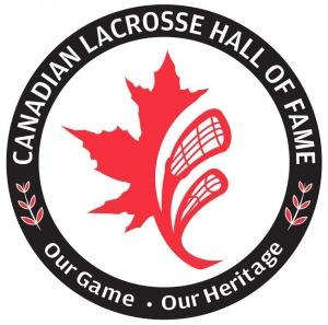 Canadian Lacrosse Hall of Fame - Image: CL Ho F logo