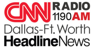 "KFXR (AM) - ""CNN 1190"" logo prior to 2010."