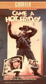 <i>Came a Hot Friday</i> 1985 film by Ian Mune