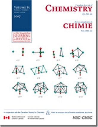 Canadian Journal of Chemistry - 150 px