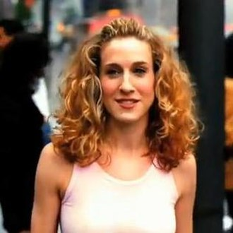 Carrie Bradshaw - Image: Carrie Bradshaw opening credits