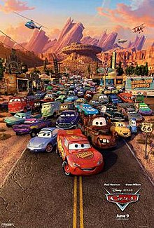 Cars film Wikipedia The Free Encyclopedia