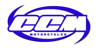 Clews Competition Motorcycles - CCM Logo