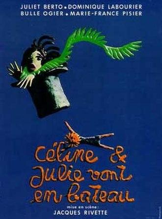 Celine and Julie Go Boating - Film poster