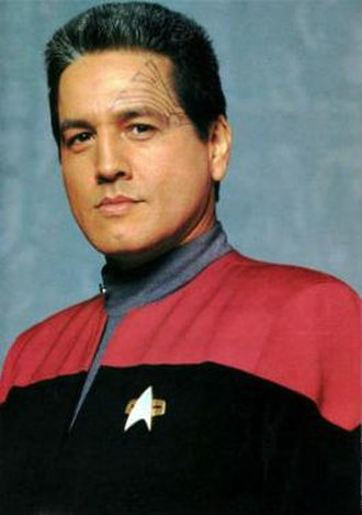 Chakotay - Promotional image of Robert Beltran as Chakotay in Star Trek: Voyager