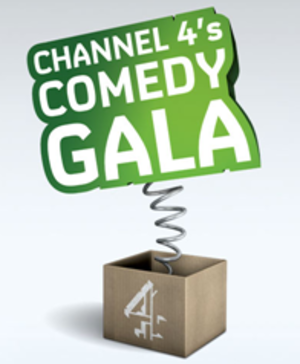 Channel 4's Comedy Gala - Channel 4's Comedy Gala logo