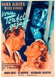 <i>Chased by the Devil</i> 1950 film