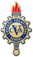 Chicago Vocational High School Logo.png