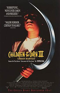 <i>Children of the Corn III: Urban Harvest</i>