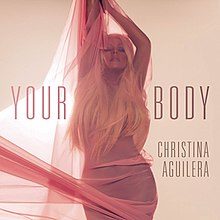 your body christina aguilera song wikipedia