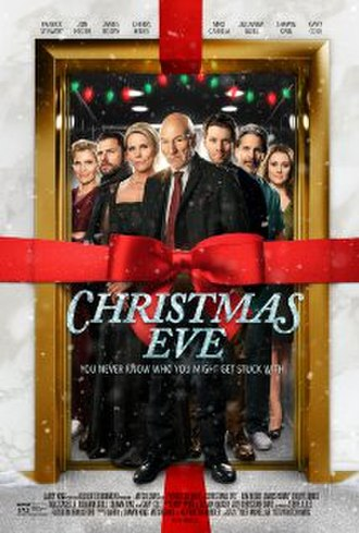 Christmas Eve (2015 film) - Theatrical release poster