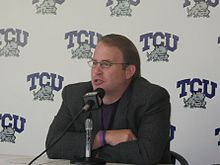 Coach Gary Patterson of the TCU Horned Frogs.JPG