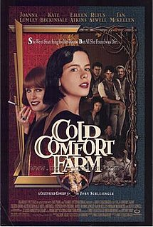 No Comfort at Cold Comfort Farm