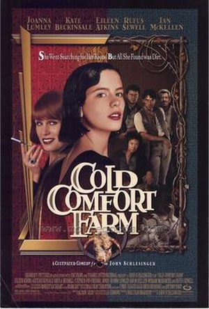 Cold Comfort Farm (film) - US theatrical release poster