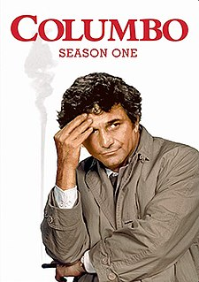 <i>Columbo</i> American detective television film series (1968-1978, 1989-2003)