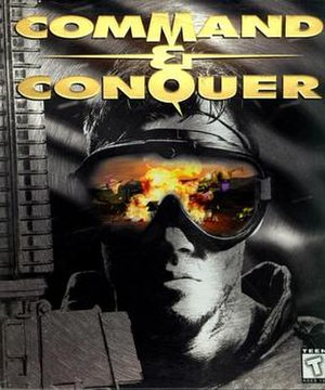 Command & Conquer (1995 video game) - Image: Command & Conquer 1995 cover