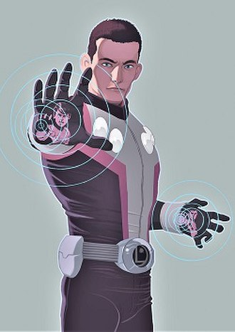Cosmic Boy - Image: Cosmic Boy (Post Infinite Crisis version)