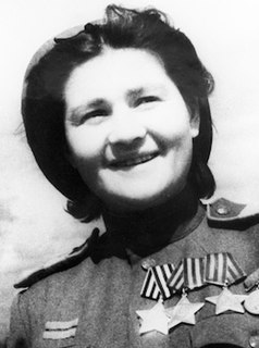 Danutė Stanelienė WWII machine gunner, one of only four women to become full cavalier of Order of Glory