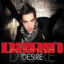 Darin (single cover)