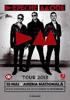 The Delta Machine Tour 2013–14 concert tour by Depeche Mode