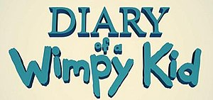 Diary of a Wimpy Kid (film series) - The logo for the films