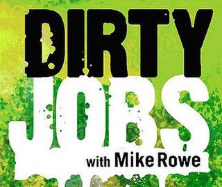 <i>Dirty Jobs</i> American television series
